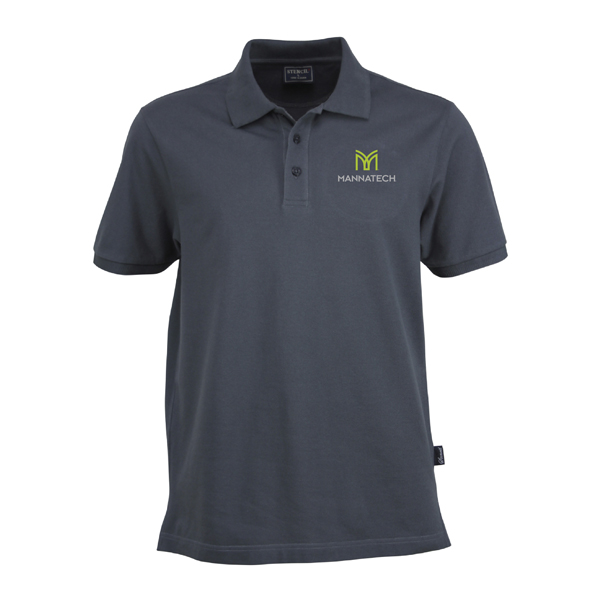 Mannatech Mens Polo Shirt