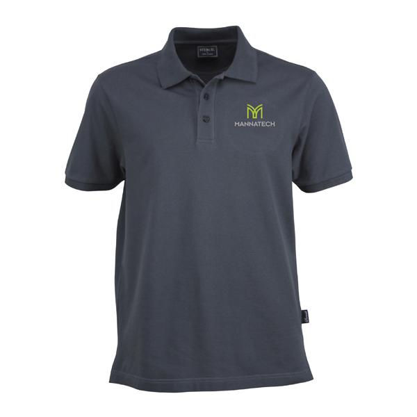 Mannatech Mens Polo Shirt