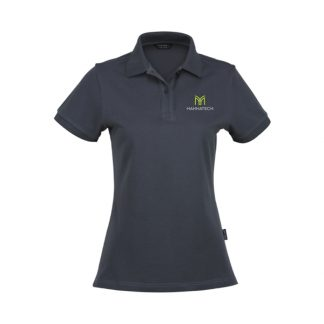 Mannatech Womens Polo Shirt