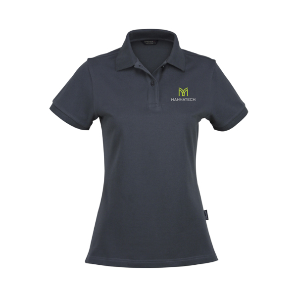 Mannatech Womens Polo Shirt